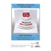 3D Pop Up - 65th Birthday Card