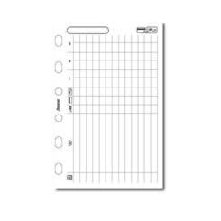 Filofax Pocket – Finances