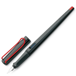 Lamy Joy Italic Black Fountain Pen