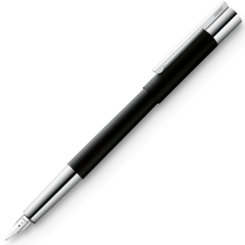 Lamy Scala Black Fountain Pen
