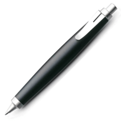 Lamy Scribble Matt Black Ballpoint Pen