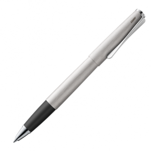 Lamy Studio Brushed Steel Rollerball Pen