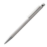 Lamy cp 1 Brushed Steel Ballpoint Pen
