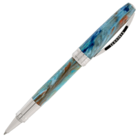 Visconti Van Gogh Portrait Blue Rollerball