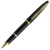 Waterman Carene Black Gold Trim Rollerball Pen