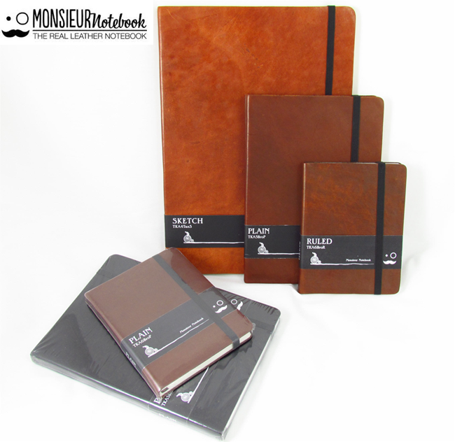 Monsieur Notebooks