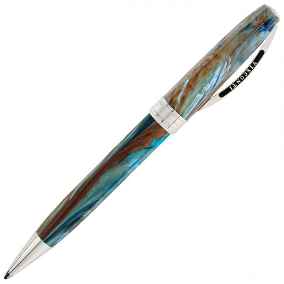 Visconti Van Gogh Portrait Blue Ballpoint Pen
