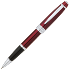 Cross Bailey Red Lacquer Rollerball Pen