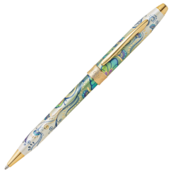 Cross Botanica Green Day Lily Ballpoint Pen