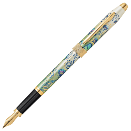 Cross Botanica Green Day Lily Fountain Pen