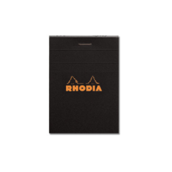Rhodia Head-Stapled Notepad No11 74 x 105
