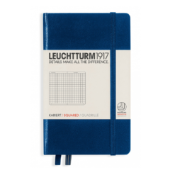 Leuchtturm A6 Notebook Pocket Squared Hardcover
