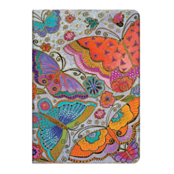 Flutterbyes Midi lined Paperblanks Journal