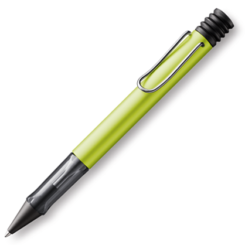 Lamy Al Star 2016 Charged Green Ballpoint Pen