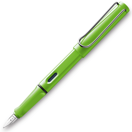 Lamy Safari Apple Green Fountain Pen