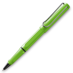 Lamy Safari Apple Green Rollerball Pen