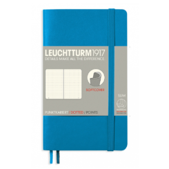 Leuchtturm A6 Notebook Pocket Dotted Softcover