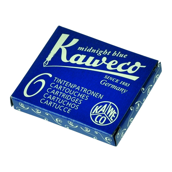 Kaweco Ink Cartridge Midnight Blue
