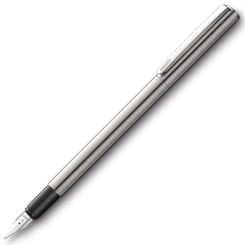 Lamy St Stainless Steel Fountain Pen