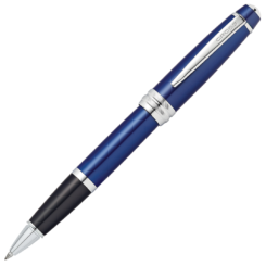 Cross Bailey Blue Lacquer Rollerball Pen