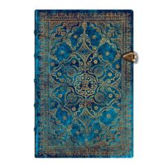 Azure Mini lined Paperblanks Journal