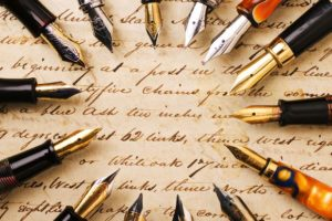 Choosing the right fountain pen