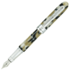 Conklin Minigraph White Satin Fountain Pen