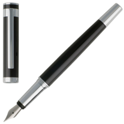 Hugo Boss Caption Classic Black Fountain Pen