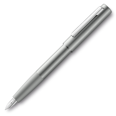 Lamy Aion Olive Silver Fountain Pen