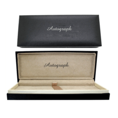 Autograph Abbey Pearl Fountain Pen Case