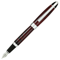 Conklin Victory Ruby Red Fountain Pen