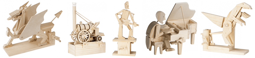 Timberkits - Wooden Model & Construction Kits