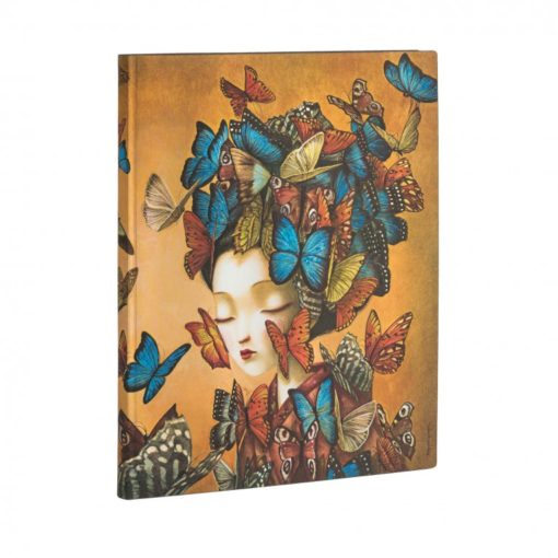 Madame Butterfly Flexis Ultra Unlined Paperblanks Journal