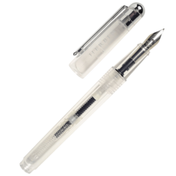 Herbin Transparent Fountain Pen With Converter