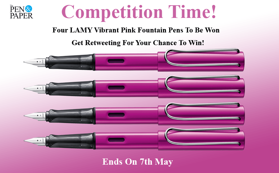 Twitter Lamy Pen Competition