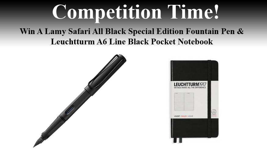 Competition Time!