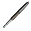 Diplomat Aero Brown Fountain Pen 14 ct nib