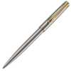 Diplomat Traveller Stainless Steel Gold Ballpoint Pen