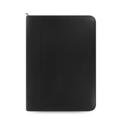 Filofax A4 Metropol Zipped Folio With Calculator Organiser