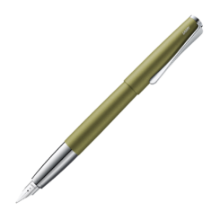 Lamy Studio Special Edition Olive Fountain Pen