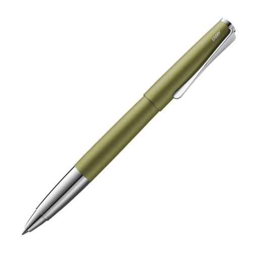 Lamy Studio Special Edition Olive Rollerball Pen