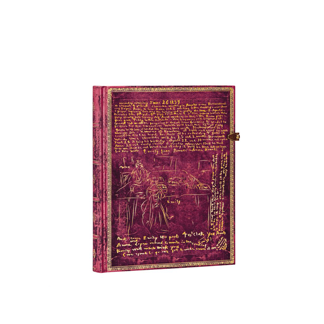 The Brontë Sisters Ultra Lined Paperblanks Journal