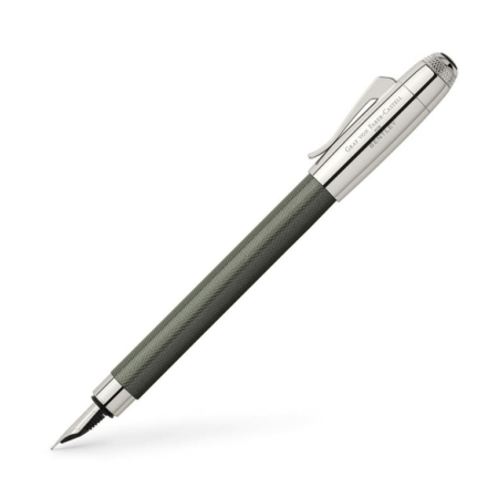Graf von Faber-Castell for Bentley Tungsten Grey Fountain Pen