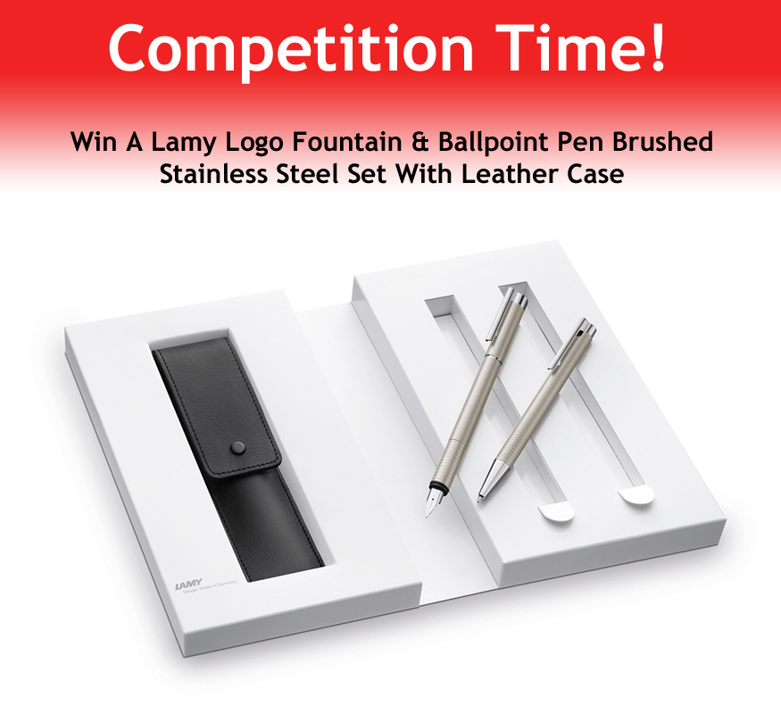 Lamy Logo Pen Set Competition