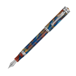 Montegrappa Ducale Murano Abstract Fountain Pen