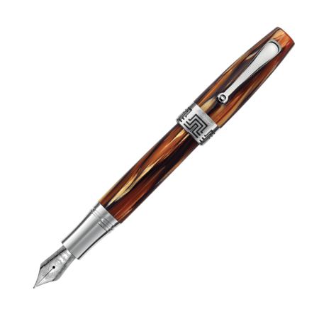 Montegrappa Extra 1930 Turtle Brown Fountain Pen