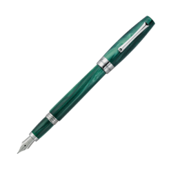Montegrappa Felicità Forest Green Fountain Pen