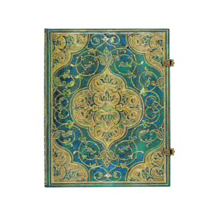 Turquoise Chronicles Ultra Lined Paperblanks Journal