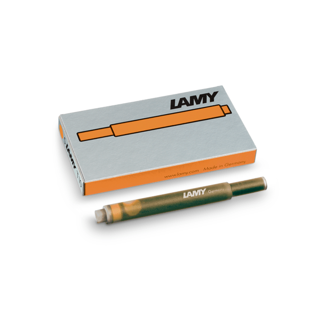 LAMY T10 Special Edition Bronze Ink Cartridge