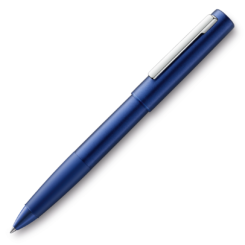 Lamy Aion Blue Rollerball Pen